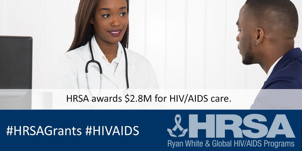 HRSA Announces $2 8 Million in Grants to Community-based